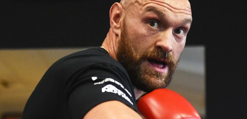 Tyson Fury return delayed until 2021 with fight against Agit Kabayel in December in doubt