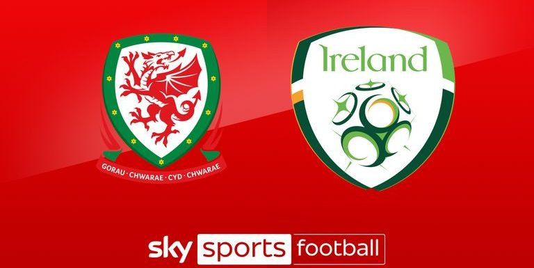 Wales vs Republic of Ireland preview, team news, kick-off, channel