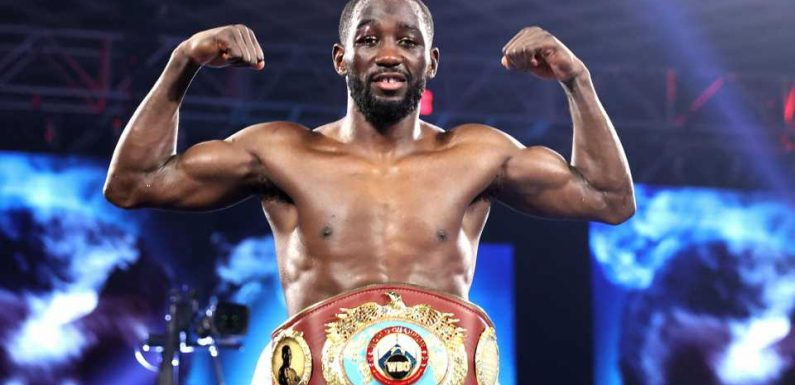 The only thing keeping Terence Crawford from greatness is opportunity