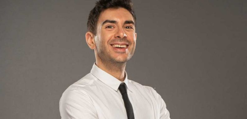 AEW's Tony Khan talks respecting the past, growing the present and building wrestling's future