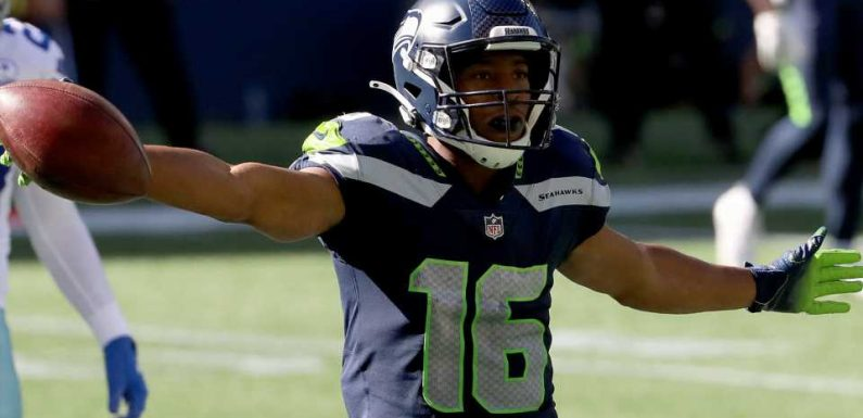 Is Tyler Lockett playing Thursday night? Fantasy injury update for Cardinals-Seahawks