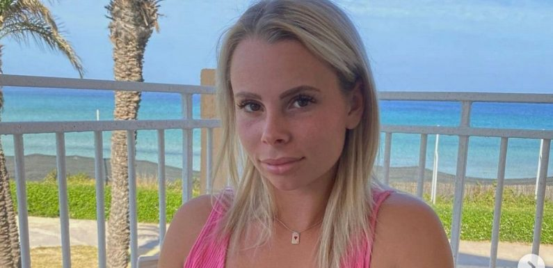Angelina Graovac in 'positivity' plea over OnlyFans nudes funding tennis career