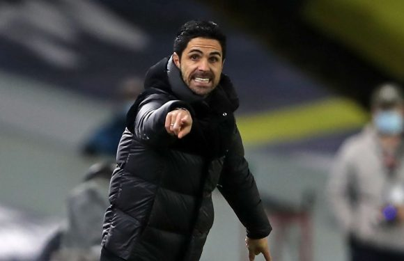 Arsenal set for 'special' January window as Mikel Arteta chases two key targets