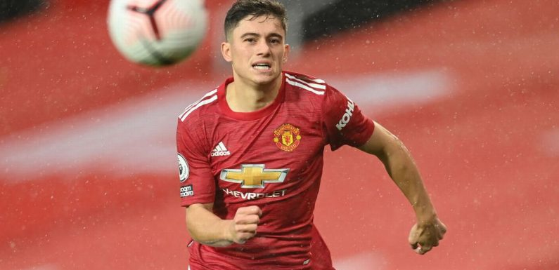 Dan James 'will leave' Man Utd but Leeds set to miss out on top transfer target