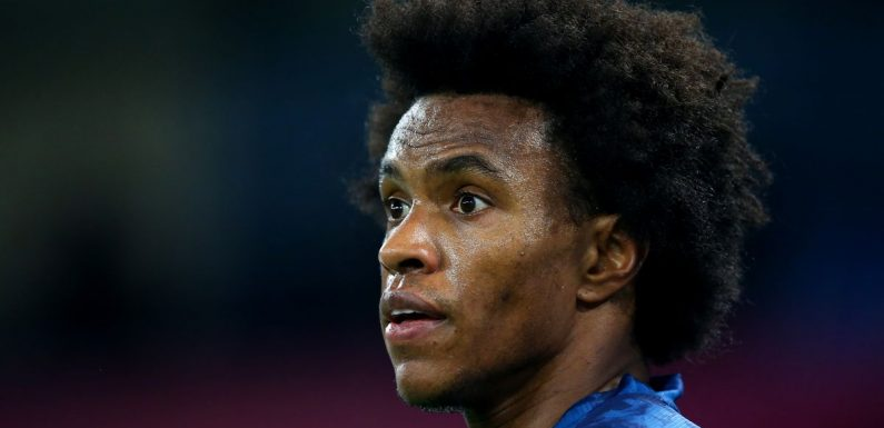 Willian could be offered Arsenal escape after early struggles under Mikel Arteta