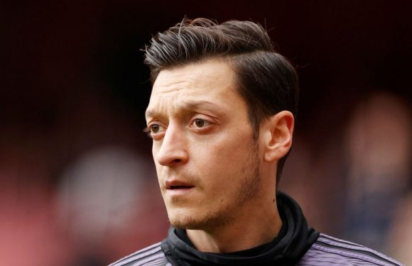 Arsenal may have found a new Mesut Ozil to solve Mikel Arteta's attacking woes