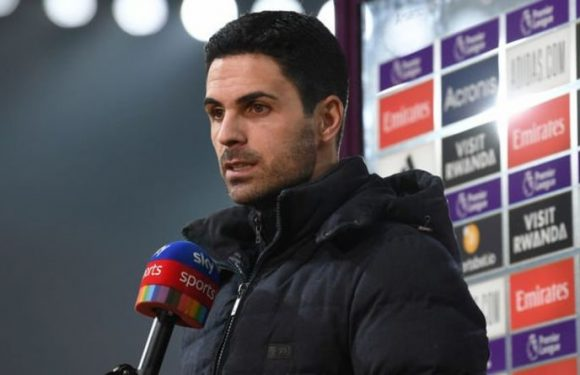 Arsenal board sent Mikel Arteta sack message ahead of Tottenham clash on Sunday