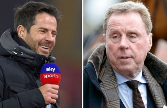 Jamie Redknapp has changed his mind after laughing at dad Harry's Tottenham title claim
