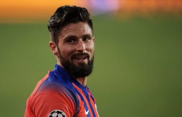 Chelsea boss Frank Lampard makes Olivier Giroud vow ahead of Leeds tie and January window