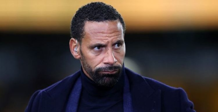 Man Utd hero Rio Ferdinand lifts lid on Van der Sar text and criticises transfer strategy