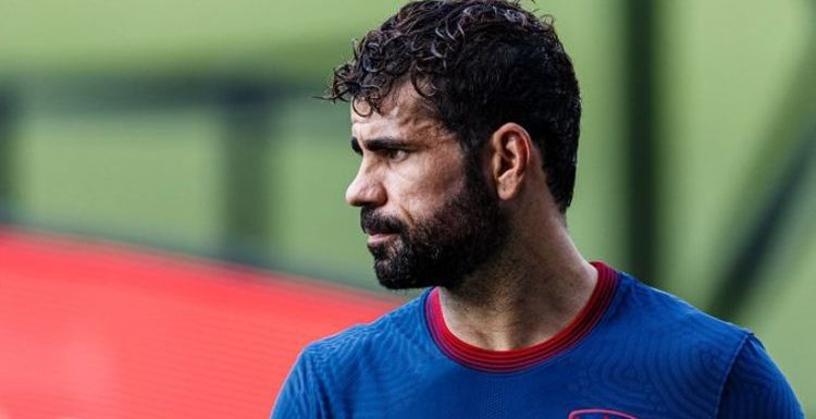 Arsenal must sign Diego Costa, he can save Mikel Arteta's job and the club's season