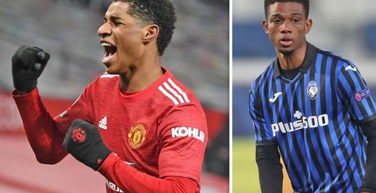 How Man Utd signing Amad Diallo reacted to Marcus Rashford winner against Wolves
