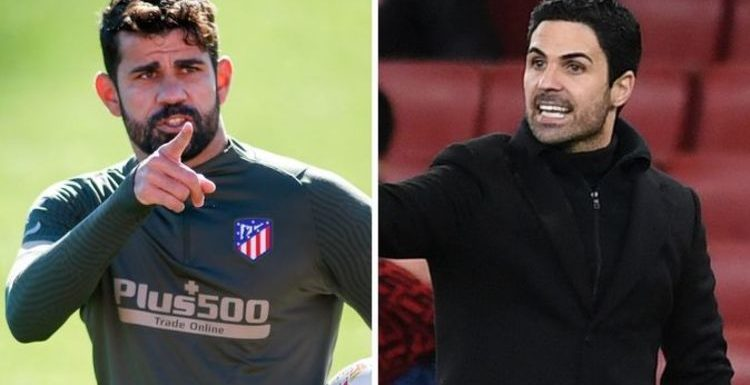 Diego Costa to Arsenal in doubt as third club ready bid for former Atletico Madrid star