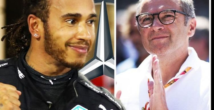 Lewis Hamilton: F1 CEO drops hint new Mercedes contract already signed after knighthood