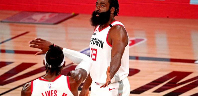 Opinion: James Harden has made his point, testing a first-year Rockets GM