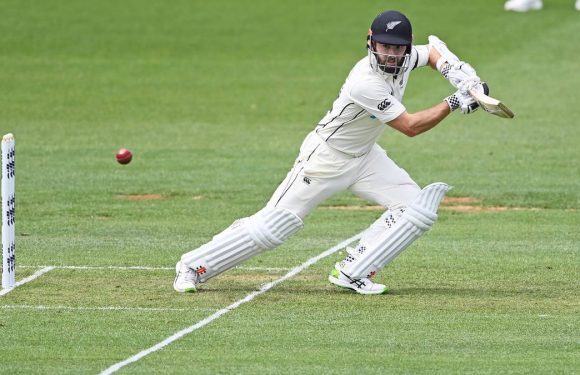 Live cricket updates: Black Caps v West Indies, first test day two