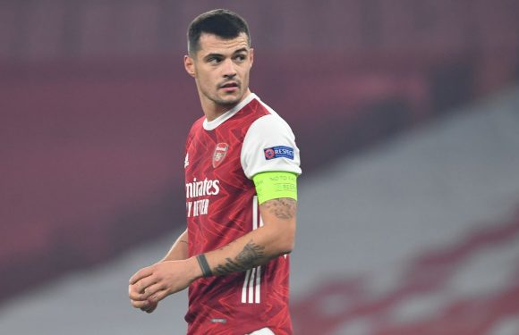 "Ian Wright explains how Granit Xhaka almost made him ""burst into tears"""