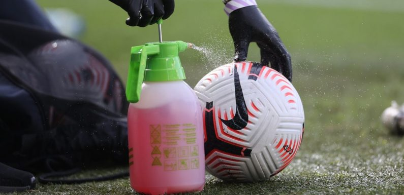 Premier League clubs discuss two-week break amid surge in Covid-19 cases