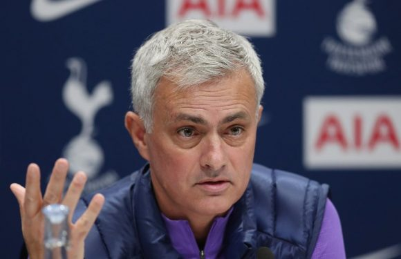 Jose Mourinho refuses to agree with Eric Dier's Mikel Arteta claim