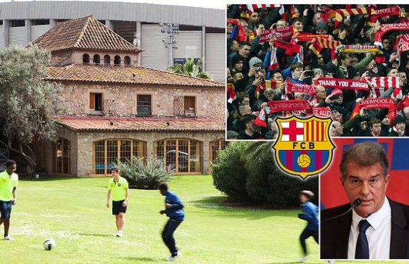 Laporta pledges to make You'll Never Walk Alone slogan of La Masia