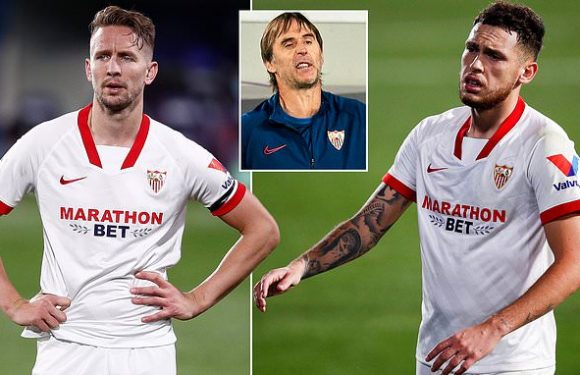 Sevilla dealt double injury blow for Champions League clash vs Chelsea