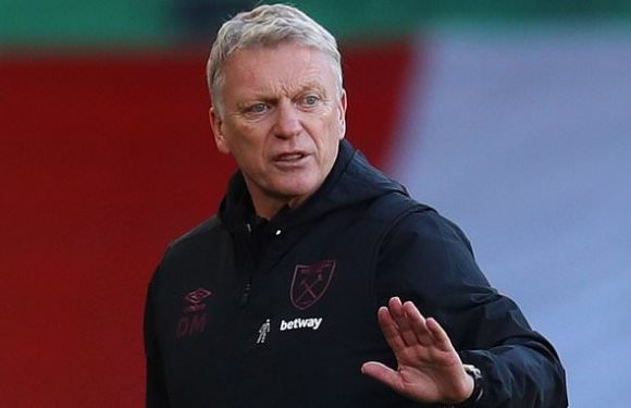 West Ham 'set to offer Moyes new deal' after strong start