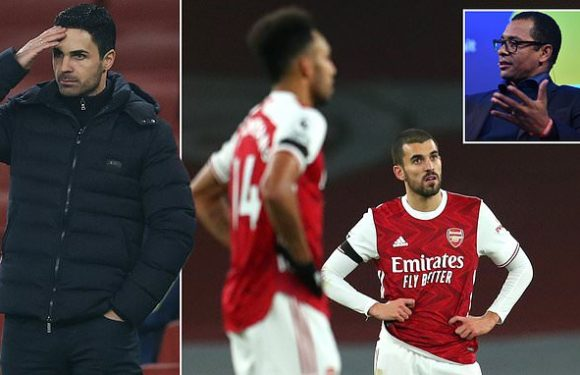Gilberto urges Arsenal to give Arteta time ahead of North London derby