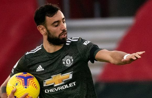 FANTASY FOOTBALL EXPERT: Fernandes is United's go-to man on the road