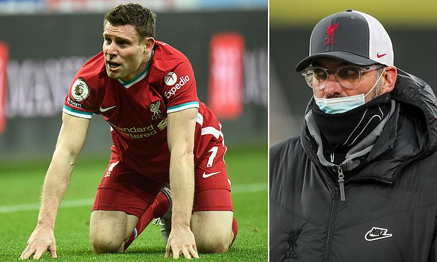 Milner insists Reds can go on a good run after dropping more points