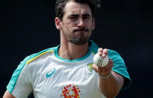 Fast bowler Mitch Starc set for return after missing the final ODI against India