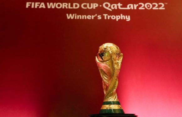World Cup qualifying draw 2022: Date, start time and England's potential opponents