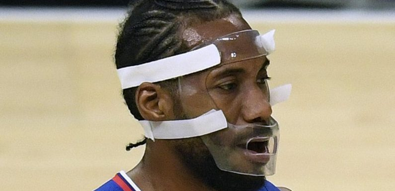 NBA Wrap: Kawhi's mask roasted; LaMelo Ball erupts; LeBron's latest record; Miami bounce back