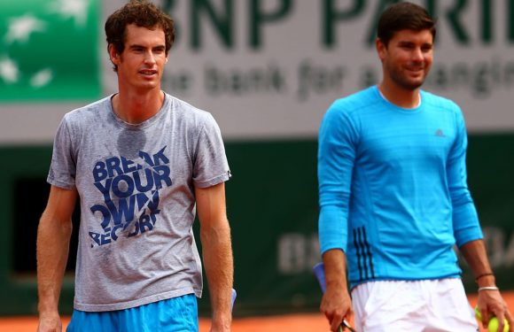 Andy Murray can still compete against best, says former coach Dani Vallverdu