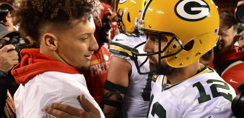 Top 10 NFL MVP candidates in 2020: Aaron Rodgers edges Patrick Mahomes