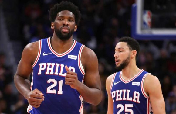 76ers' Dwight Howard has advice for Joel Embiid, Ben Simmons: Work together like LeBron, AD