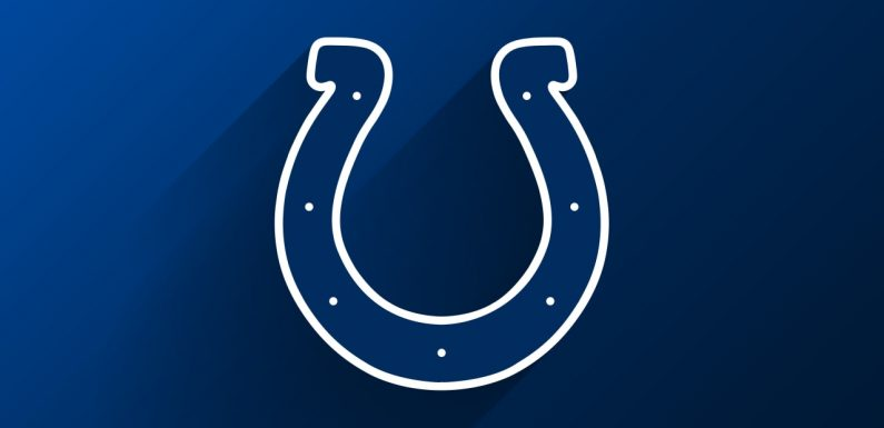 Colts to hide out-of-town scores during Sunday's game