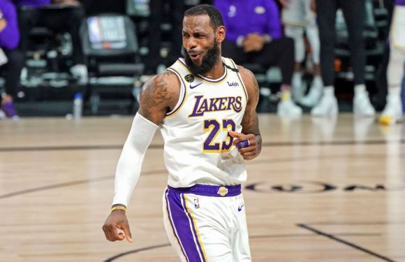 Why LeBron didn't wait to extend with the Lakers