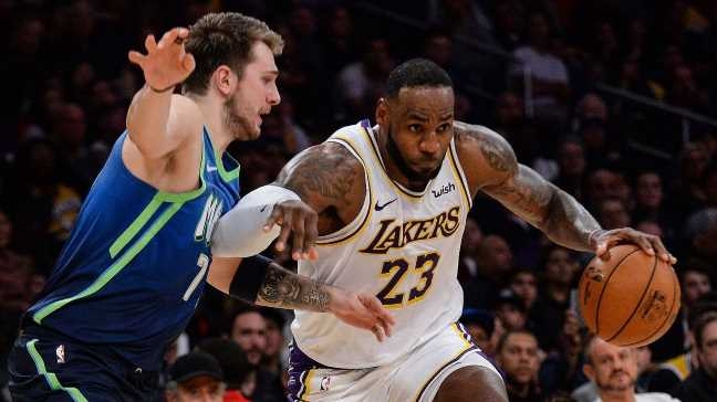 LeBron vs. Luka, Zion vs. Miami and the must-see games on Christmas Day