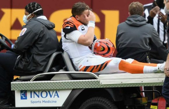 Joe Burrow injury update: Bengals announce QB's surgery, say 'complete recovery' expected