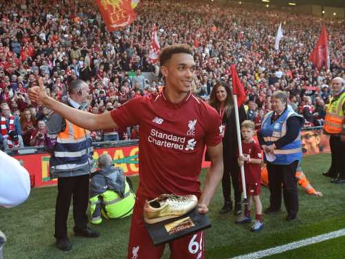 Trent Alexander-Arnold: I'm still a fan first – we realise how much they influence games