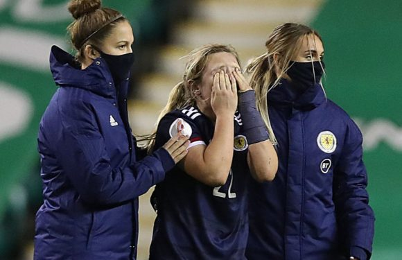 Scotland's Euro 2022 hopes go up in flames after freak goal against Finland