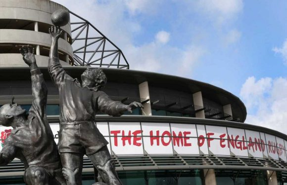 Autumn Nations Cup final: 2,000 fans permitted to attend England vs France at Twickenham