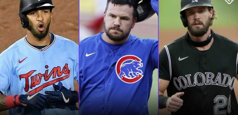 The seven most intriguing MLB free agents from record crop of non-tendered players