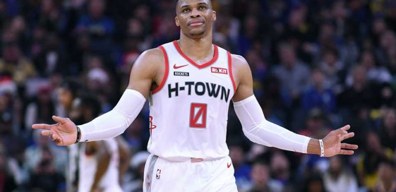 Rockets trade Russell Westbrook to Wizards for John Wall, 2023 protected first-round pick