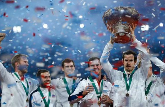 The LTA celebrates Great Britain's Davis Cup success in 2015 with anniversary documentary