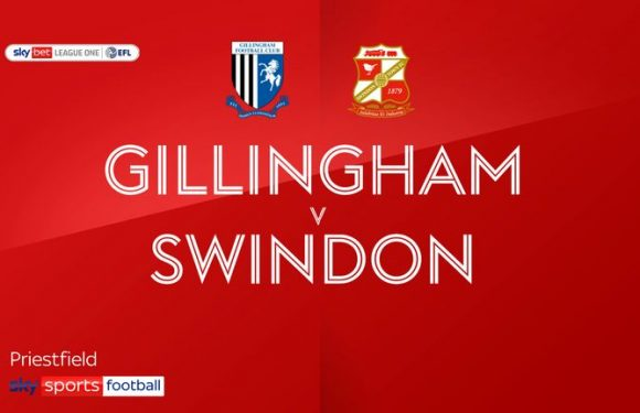 Gillingham 2-0 Swindon: Gills ease to victory