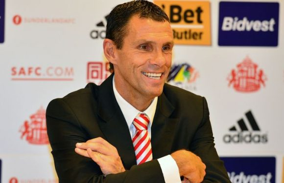 Gus Poyet not interested in Sunderland return as they seek replacement for Phil Parkinson