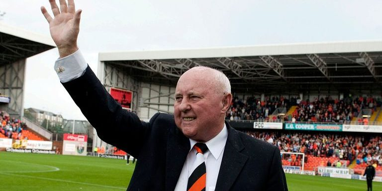 Neil Lennon describes late Jim McLean as a football 'giant' ahead of Celtic's game against Dundee United