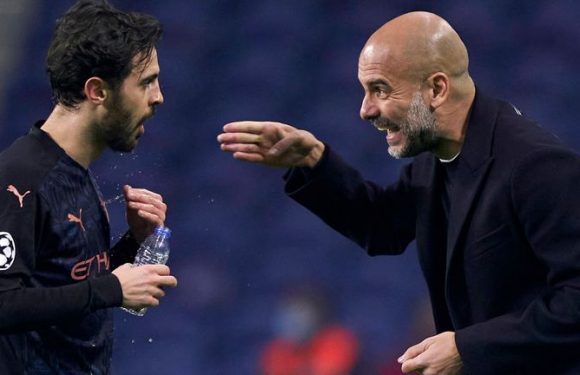 Pep Guardiola: Man City's 100 per cent focus now on Premier League after topping Champions League group