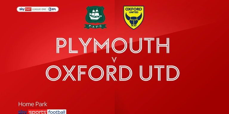 Plymouth 2-3 Oxford: Olamide Shodipo nets penalty in United win